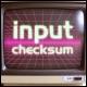 input_checksum